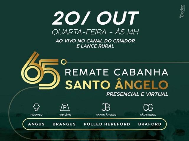 65º REMATE CABANHA SANTO ANGELO