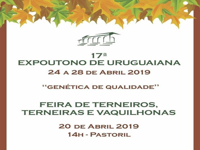17º Expoutono de Uruguaiana