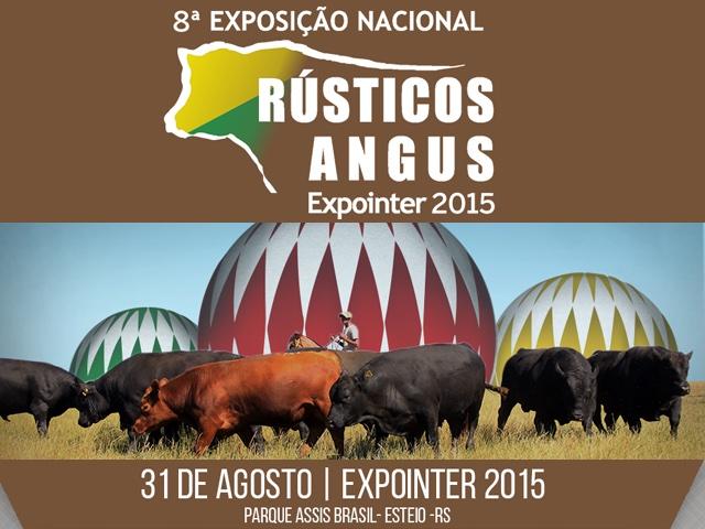 8ª Exposição Nacional Rústicos Angus