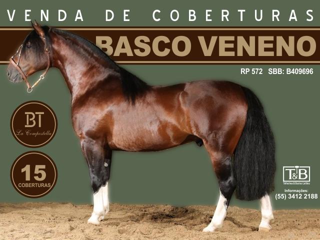 Basco Veneno - Venda de Coberturas