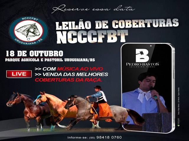 LEILÃO DE COBERTURAS NCCCFBT