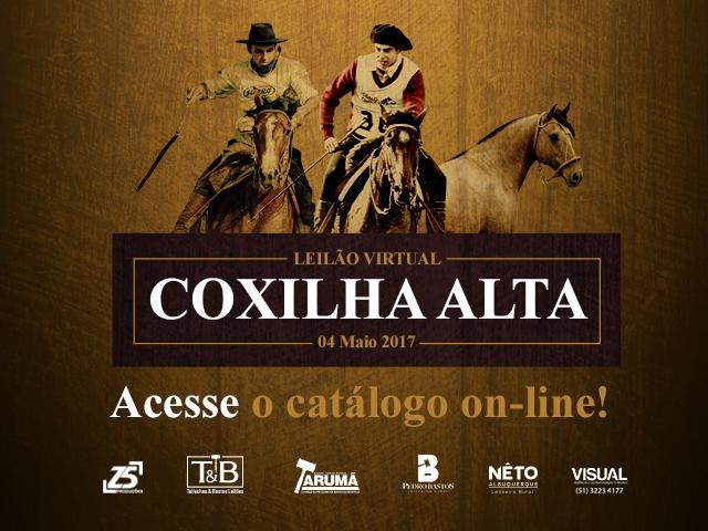 Leilão Virtual COXILHA ALTA