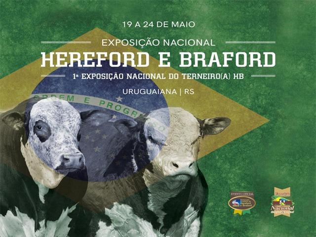 Exposição Nacional Hereford e Braford