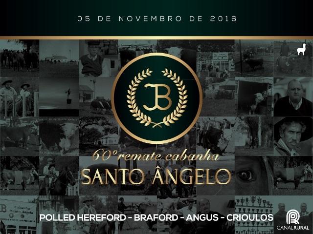 REMATE CABANHA SANTO ANGELO