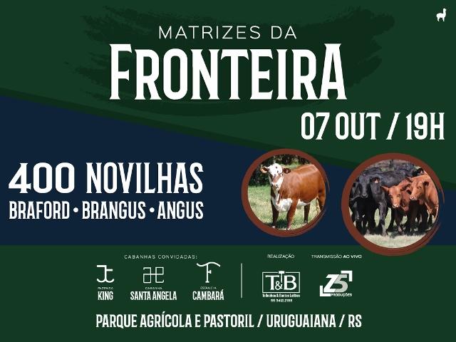 REMATE VENTRES DA FRONTEIRA